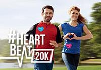 L'action  du mois: Action HeartBeat20K aux 20 km de Bruxelles
