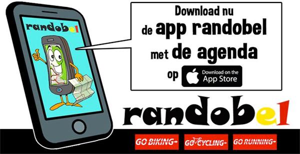 App  «agenda» van Randobel
