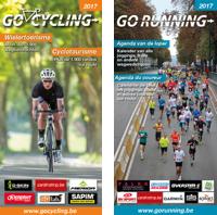 Le service  du mois: Agendas  Go cycling et Go running